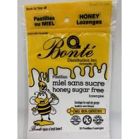 honey Sugar Free lozenges