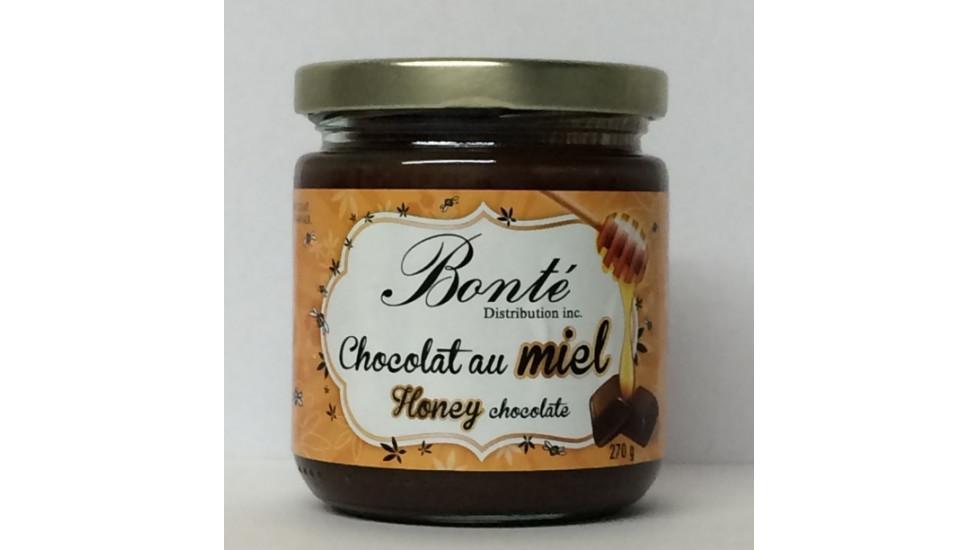Chocolat au Miel 270gr