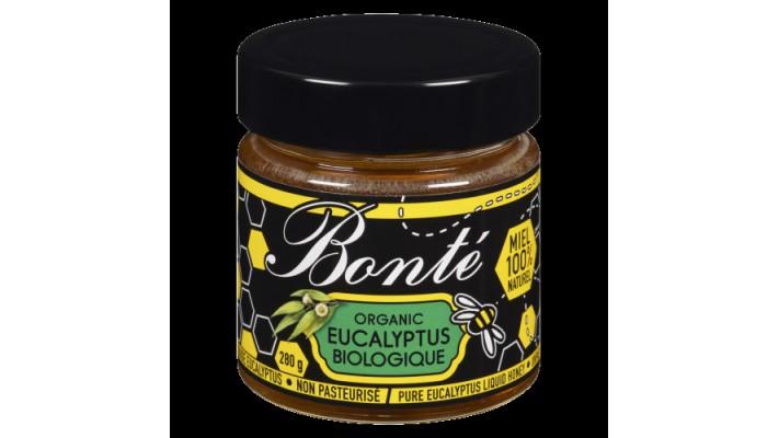 Miel Bonté -Eucalyptus Biologique 280gr