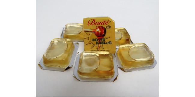 portion de miel