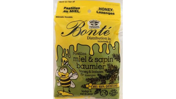 Pastilles au Miel & Sapin Baumier