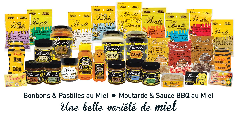 Bonté Distribution Inc